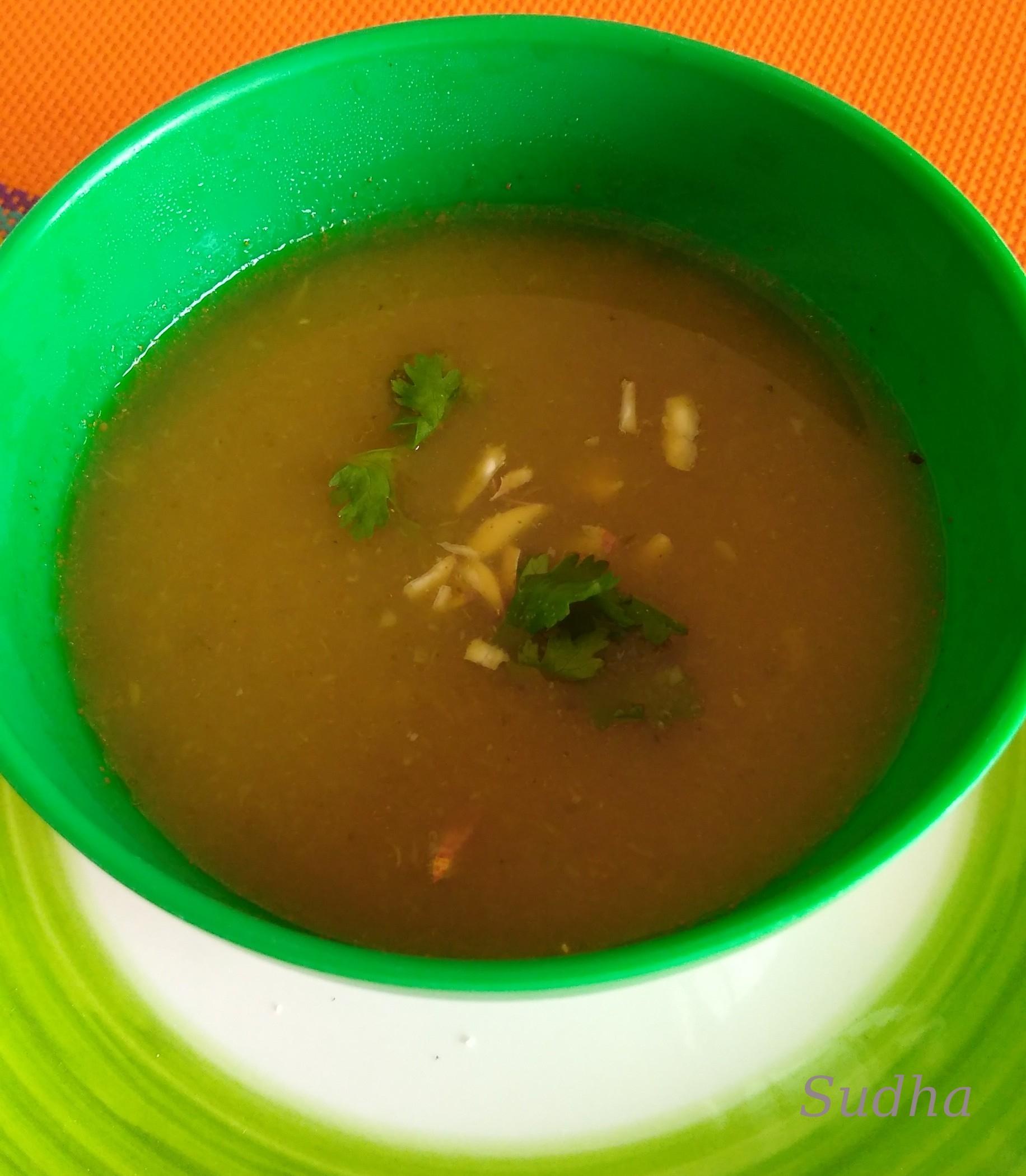 Drumsticks Soup-1