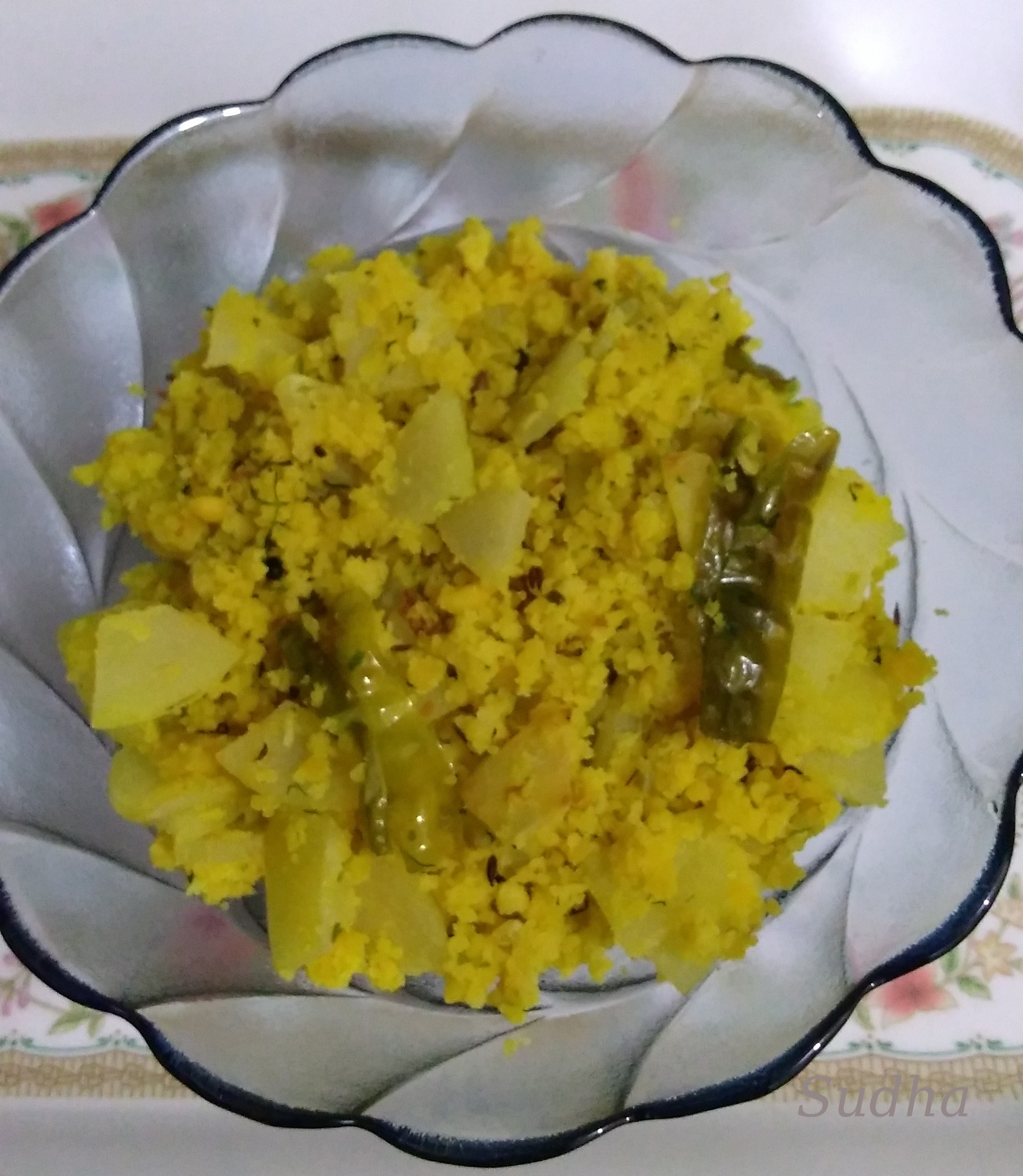 Raw Papaya Chutney-2