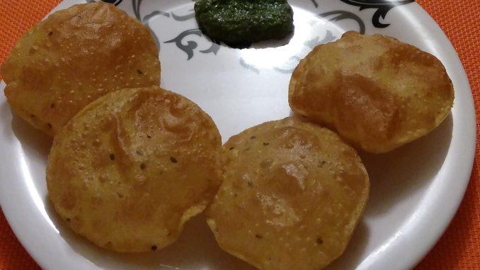 Tikhat Mithachya Purya (तिखटमिठाच्या पुऱ्या)