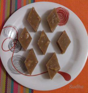 Nachani - Ragi Satva (नाचणीचं सत्व)