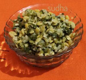 Radish Subji (मुळ्याची भाजी)