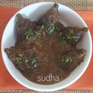 Bharali Vangi (भरली वांगी)