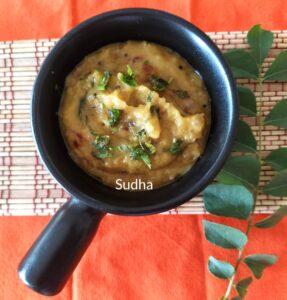 Kachchya Tomatochi Chutney (कच्च्या टोमॅटोची चटणी) - Raw Tomato Chutney